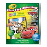 Mess Free Colouring