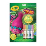 trolls colour and activity