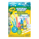 Crayola Marker Maker Refill Tropical Colours