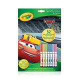 cars 3 colouring and activity book